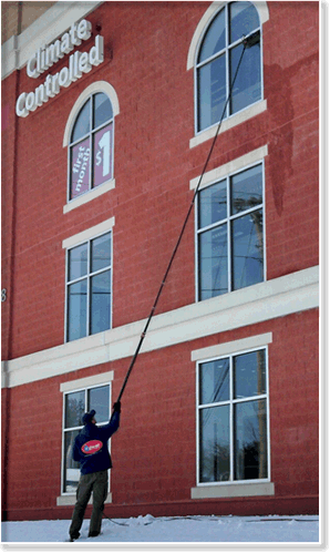 Window Cleaning And Pressure Washing In Annapolis