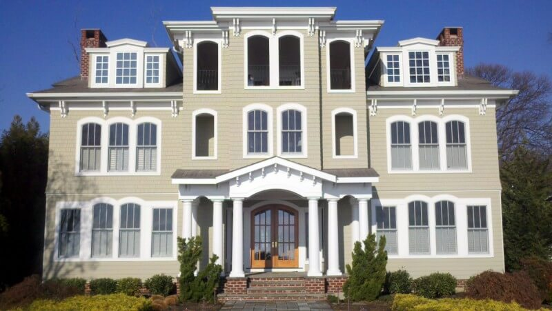 Residential Window Cleaning In Annapolis Md Adwell Services